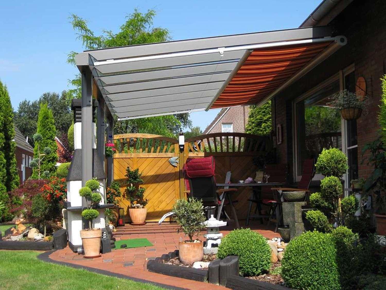 Terrassendach 10 Ideen Fur Den Geschutzten Ort Im Garten