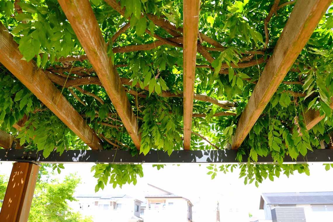 Terrassendach: 10 Ideen für den geschützten Ort im Garten