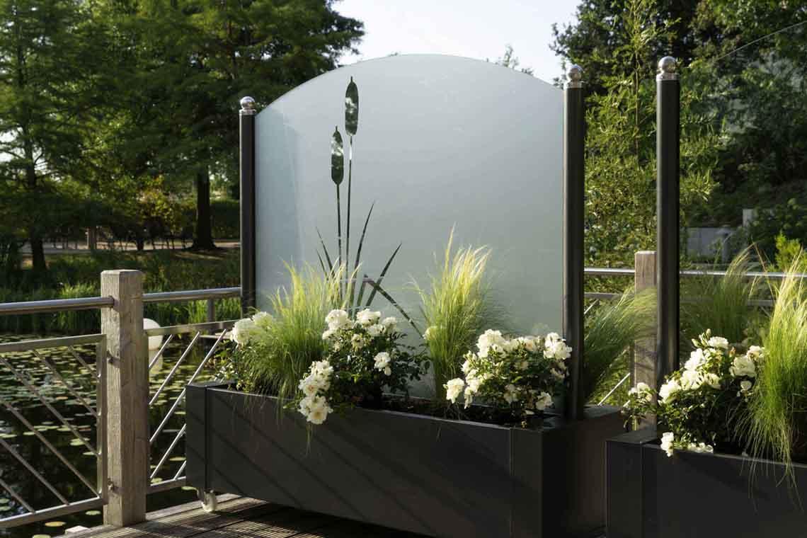 Ein Blickfang Sichtschutz Ideen Fur Garten Balkon Und Terrasse